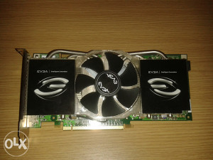 Geforce EVGA 7900GTX 512mb