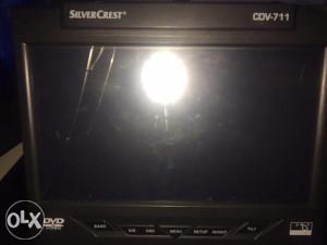 Silvercrest auto dvd radio