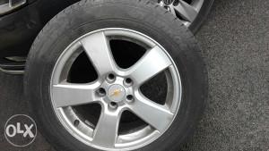 Alu Felge Chevrolet