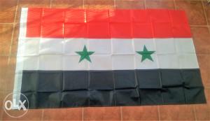 Sirija zastava