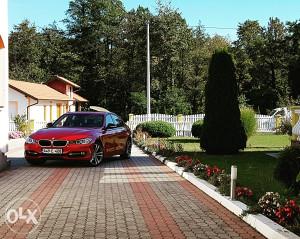 BMW f30 320d sport