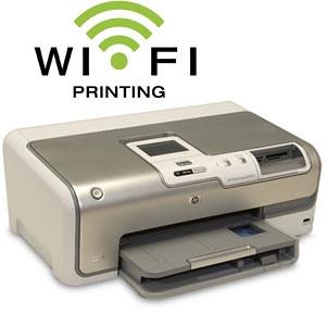 HP D7460 Photosmart Printer (SA GRESKOM!!)