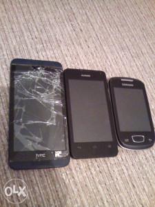 ne ispravni mobiteli
