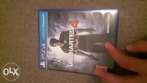 Uncharted 4 ps4 igra
