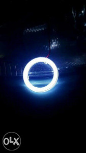 LED COB PRSTEN 60mm