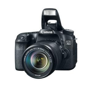 Fotoaparat CANON EOS 70D 18-135w  (8469B018AA)