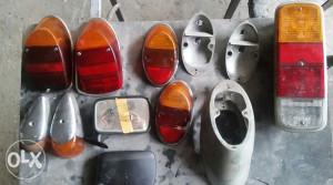 VW BUBA - stop svijetla,žmigavci,lampe