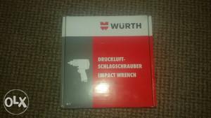 Pneumatski Pistolj Würth