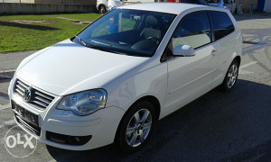 VW POLO ,,UNITED,, MODEL 2009