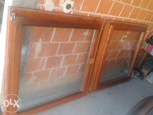 Stolarija Drvena 5 prozora