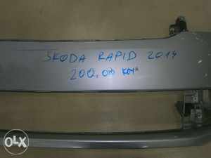 Branik prednji Škoda Rapid 2014