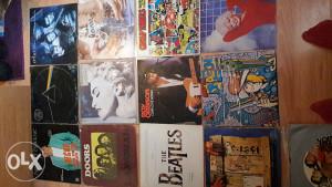 85 Gramofonskih ploča