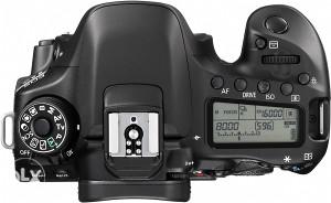 Fotoaparat CANON EOS 80D tijelo (1263C010AA)