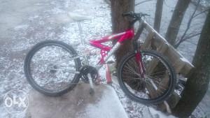 Biciklom prodajem