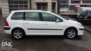 Peugeot 307 1.6hdi 66 kw reg.do11.112017