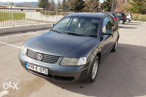 VW Passat 2,5 TDI V6