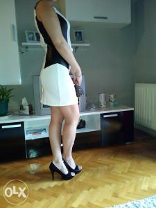 Haljina kratka