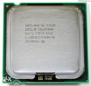 Procesor Celeron Dual Core E3400