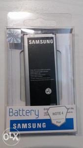 Samsung NOTE 4 baterija