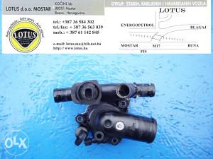 Renault Laguna 05/07 2.0 dci-termostat (ostali dijelovi)