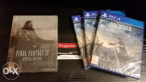 Final Fantasy XV - Day One Edition (PS4) 15