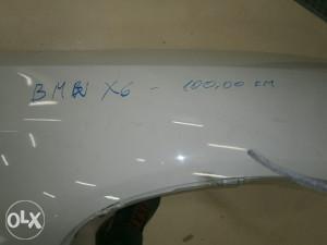 Blatobran desni BMW X6