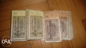 1 2 rentenmark njemacka novcanice 170 komada