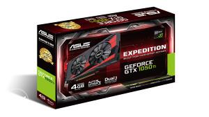 ASUS EXPEDITION GTX 1050 TI 4GB