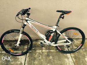 Bicikl Sport 26 er full suspenzion