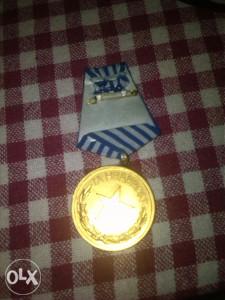 Medaljon za hrabrost