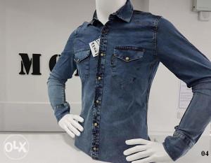 Košulja muška DENIM 04
