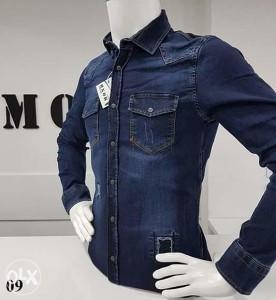Košulja muška DENIM 09