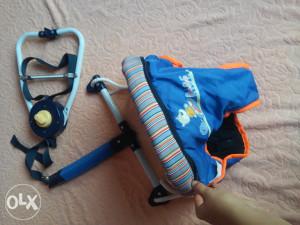 Ljulja za bebe- jumper by Hauck