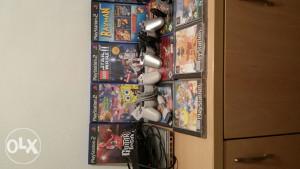 PS2 I IGRICE ORIGINAL