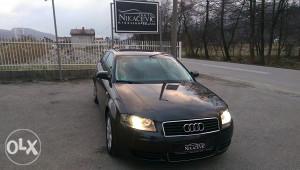 Audi A3 2.0 TDI 103kw 2004 Navigacija Koža S line