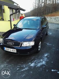 Audi A6 karavan 2.5 TDI