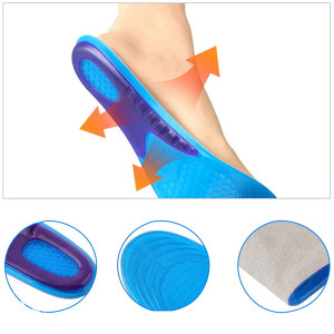 Predobri univ silikonski ulosci za obucu snizeno