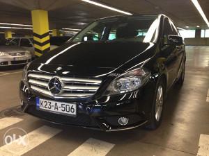 Mercedes-Benz B 180, Crom paket, navigacija, alu felge