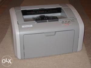 PRINTER HP Laser Jet 1020