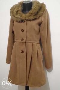 Zimski kaput vel. 36