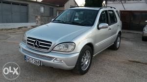Mercedes ML 400 CDI W163