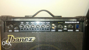 Bass Gitara Squier Fender Bass Ibanez pojačalo 470km!!