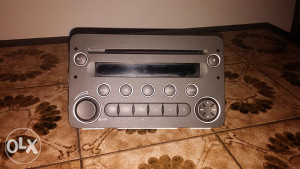 Alfa Romeo 159,Brera,Spider, Orginal Radio CD mp3