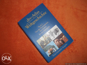 Weltgeschichte,Atlas,Svjetska Istorija 1721-2004