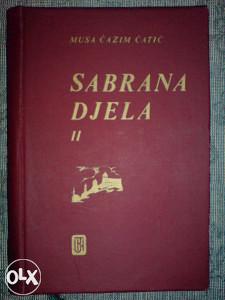 SABRANA DJELA II - MUSA ĆAZIM ĆATIĆ