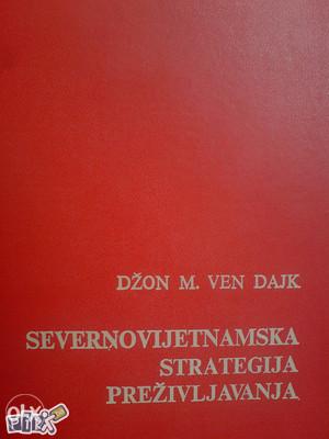 SJEVERNOVJETNAMSKA strategija PREŽIVLJAVANJA