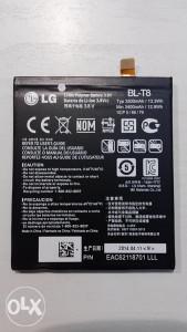 LG Flex baterija T-8