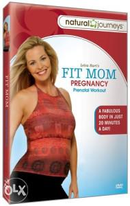 Leisa Hart's Fit Mama: Prenatal Workout - DVD