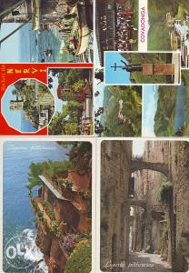 STARE RAZGLEDNICE-Italija