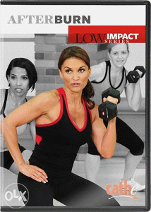 Cathe Friedrich - Low Impact Series 1-10 - 2DVD